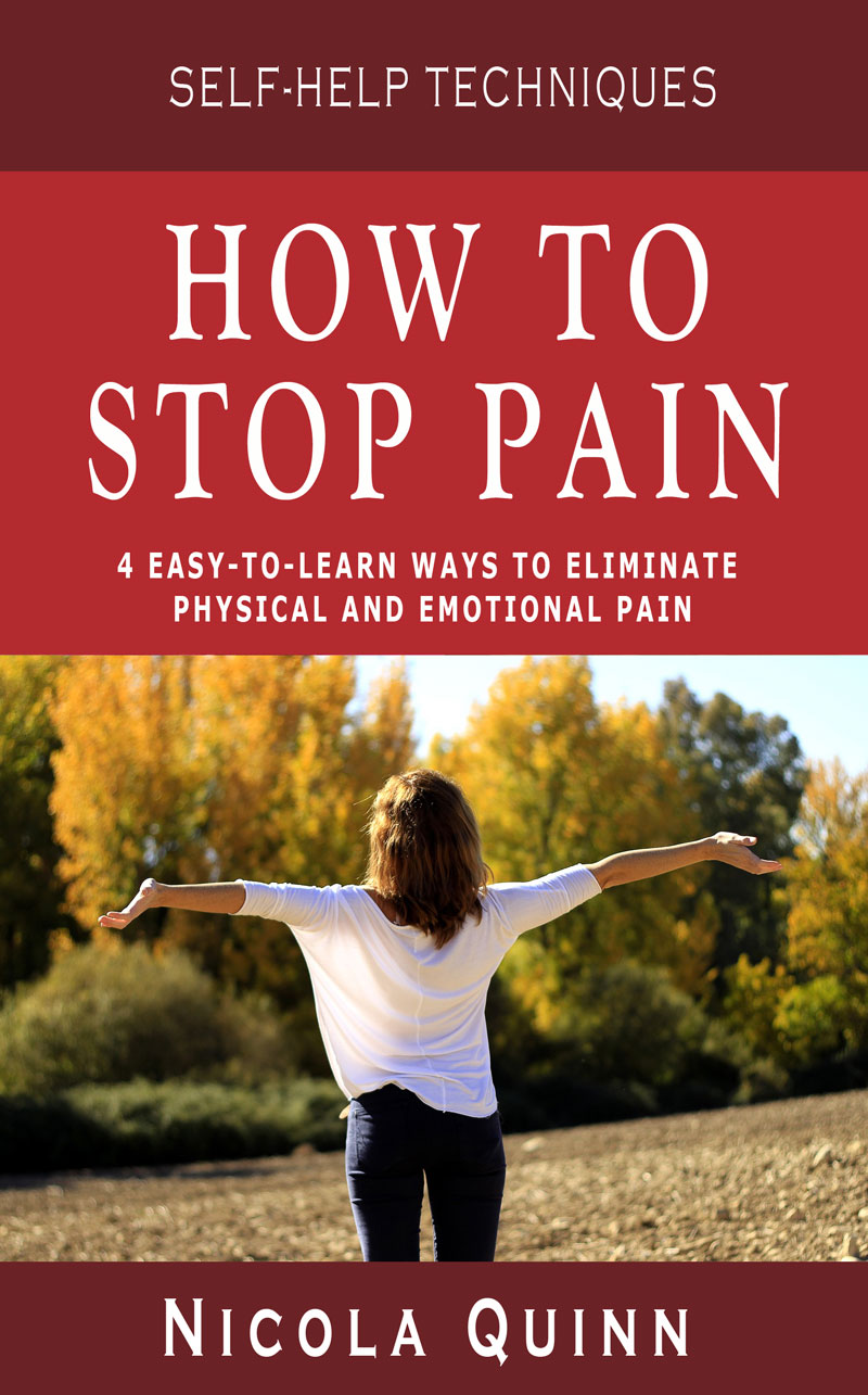 How To Stop Pain by Nicola Quinn